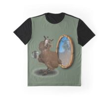 Prettyboy with mug Graphic T-Shirt