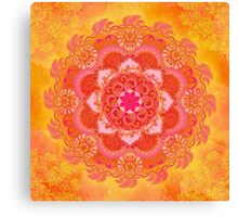 Sun Bliss Canvas Print