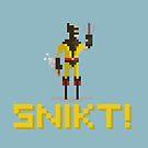 SNIKT! by Midgetcorrupter