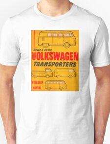 Volkswagen Kombi Workshop Manual T-Shirt