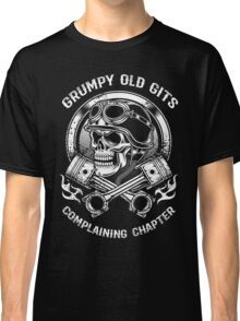 GRUMPY OLD GITS - COMPLAINING CHAPTER Classic T-Shirt
