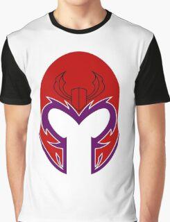 Magneto Helmet Graphic T-Shirt