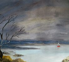 Storm Clouds_Loch Ness_UK by Kay Cunningham