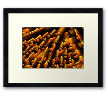 Creative Blocks Framed Print
