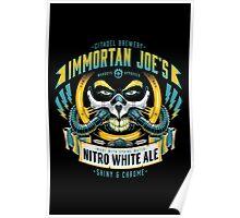 Nitro White Ale Poster
