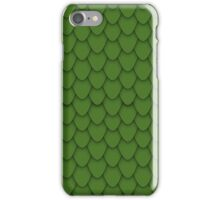 Green Dragon Scales iPhone Case/Skin