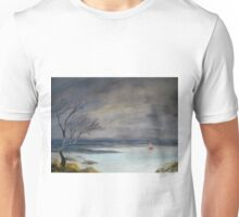Storm Clouds_Loch Ness_UK Unisex T-Shirt