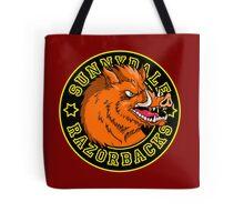 Sunnydale Razorbacks Tote Bag