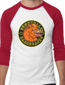 Sunnydale Razorbacks Men's Baseball ¾ T-Shirt
