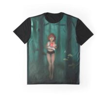Spririt of the Forest Graphic T-Shirt