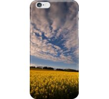 Dizziness of Spring iPhone Case/Skin
