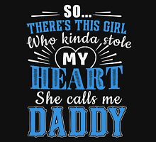 Daddy T-Shirts & Hoodies - Father's Day Womens Fitted T-Shirt