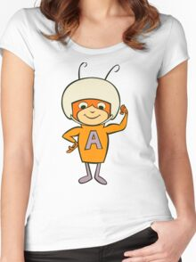 Atom Ant Women's Fitted Scoop T-Shirt