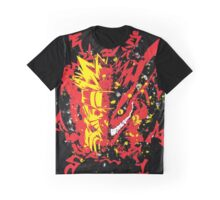Nine Tailed Duo Graphic T-Shirt