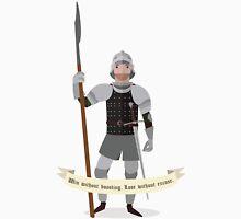 Medieval mercenary 7 Unisex T-Shirt