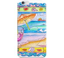 summer feeling iPhone Case/Skin