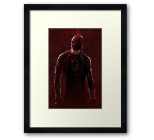Daredevil - The Man Without Fear Framed Print