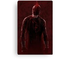 Daredevil - The Man Without Fear Canvas Print