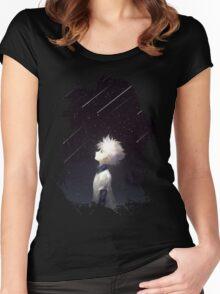 Hunter x Hunter-Killua Zoldyck Women's Fitted Scoop T-Shirt