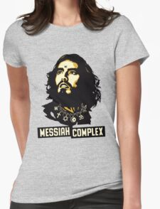 RUSSELL BRAND MESSIAH COMPLEX Womens Fitted T-Shirt