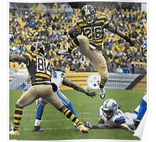 Le'Veon Bell Poster