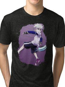 Hunter x Hunter-Killua Zoldyck Tri-blend T-Shirt