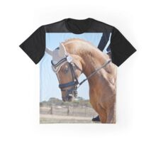 Palomino dressage  Graphic T-Shirt