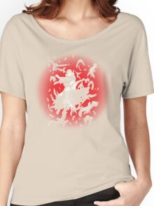 red moon mastermind Women's Relaxed Fit T-Shirt