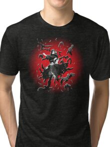 red moon mastermind Tri-blend T-Shirt