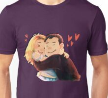 Doctor Who - Nine and Rose Unisex T-Shirt