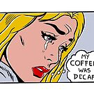 My Coffee Was Decaf by Harry Fitriansyah