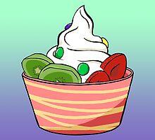 Frozen Yoghurt by CornyMistick