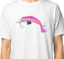 Pink Koi Carp  Classic T-Shirt