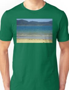Dunk Island seen from South Mission Beach Unisex T-Shirt