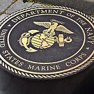 U S Marine Corps Insignia by pmarella