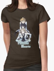 Pandora Hearts Womens Fitted T-Shirt