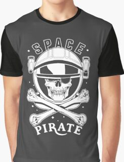 Space Pirate Graphic T-Shirt