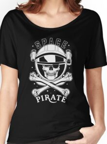 Space Pirate Women's Relaxed Fit T-Shirt