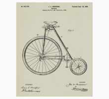 Bicycle-1899.  One Piece - Short Sleeve
