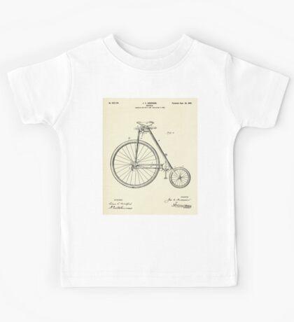 Bicycle-1899.  Kids Tee