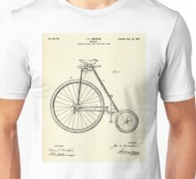 Bicycle-1899.  Unisex T-Shirt
