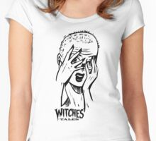 Witches Tales Women's Fitted Scoop T-Shirt