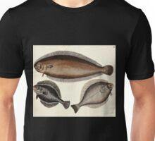 Naturgeschichte in Bildern mit erläuterndem Text E Strack 1820 Lief 4 Fish 050 Unisex T-Shirt