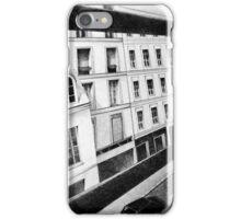 Paris Street View, 2011, 50-70cm, graphite crayon iPhone Case/Skin