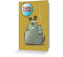 Prezzie Greeting Card
