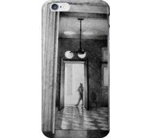 Light in depth, 2011, 50-70cm, graphite crayon iPhone Case/Skin