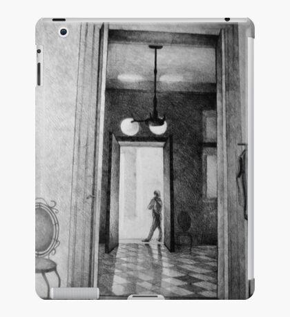Light in depth, 2011, 50-70cm, graphite crayon iPad Case/Skin