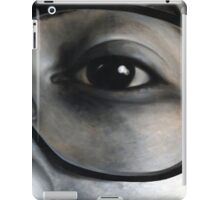 Lens, 100-100cm, 2010, oil on canvas iPad Case/Skin
