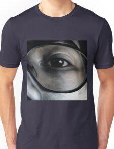 Lens, 100-100cm, 2010, oil on canvas Unisex T-Shirt