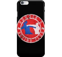 Dont Mess with Texas Rangers iPhone Case/Skin